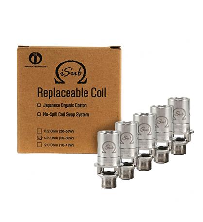 isub-coils