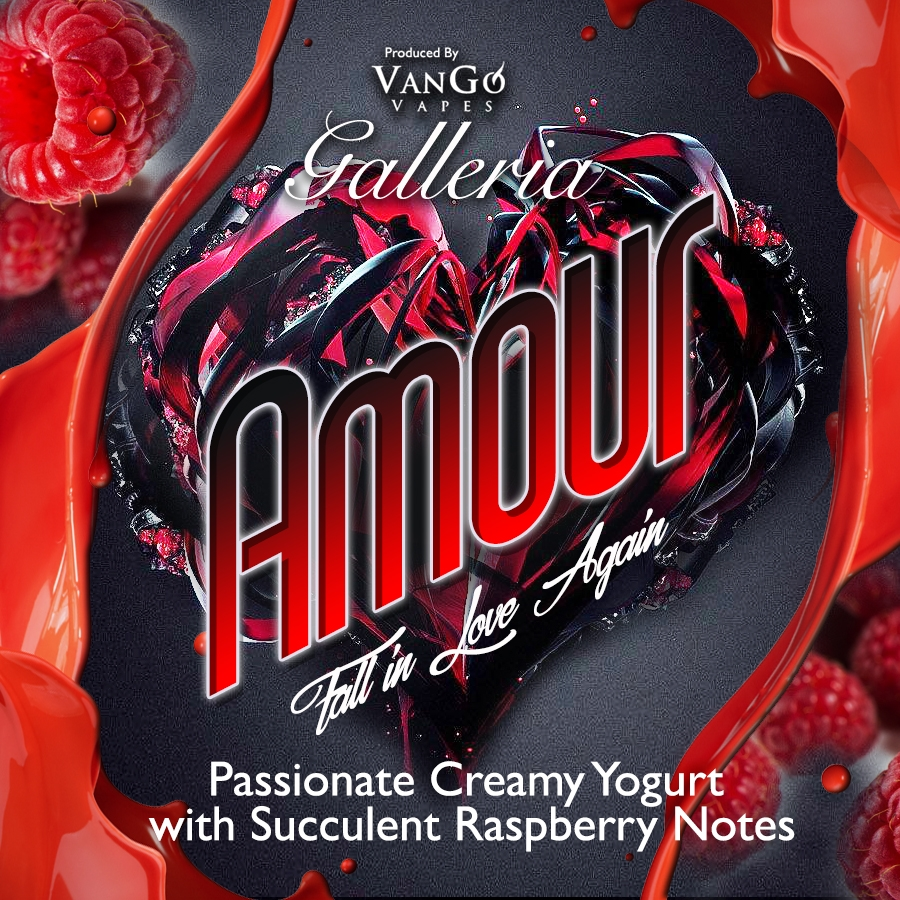 Amour 60ml 3mg