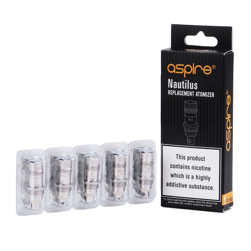 Aspire-Nautilus-2-Replacement-Coils-5-PK-0.7ohm