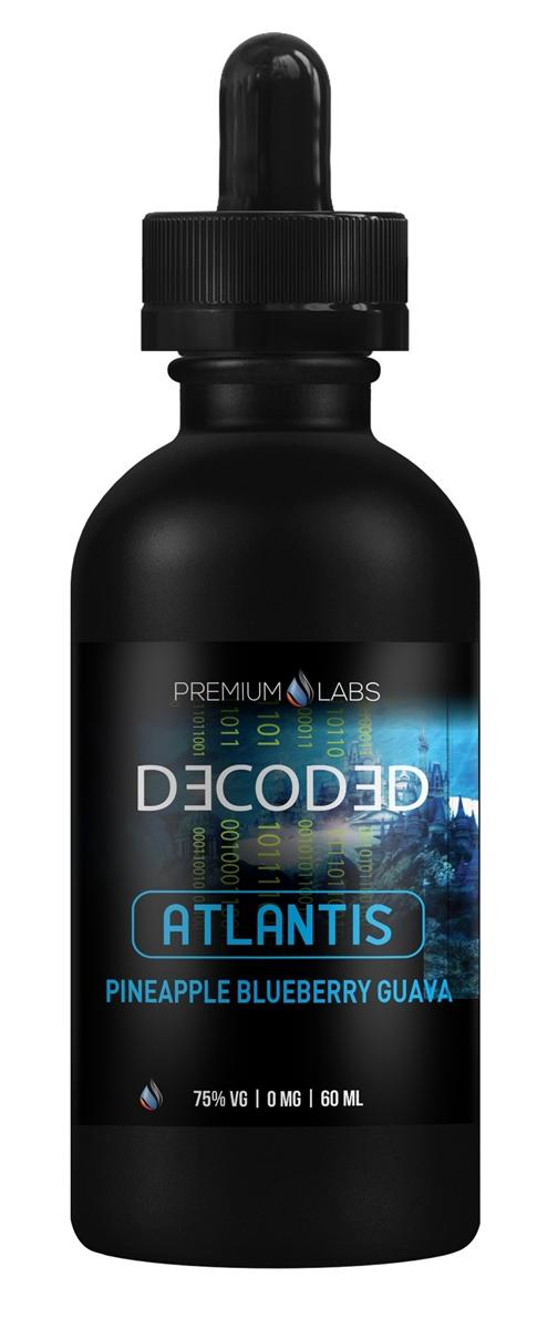 Atlantis (60ml) 0mg