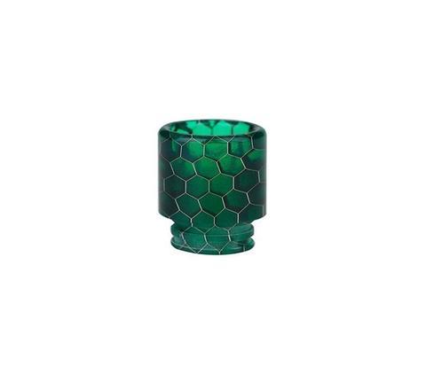 Blitz 810 Snake Skin Drip Tip (Dead Rabbit Style) Green