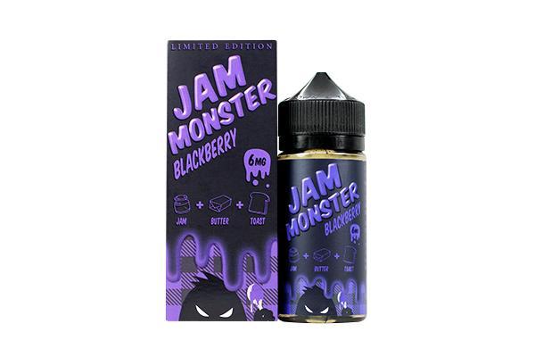 Blueberry Jam Monster (100ml) 3mg