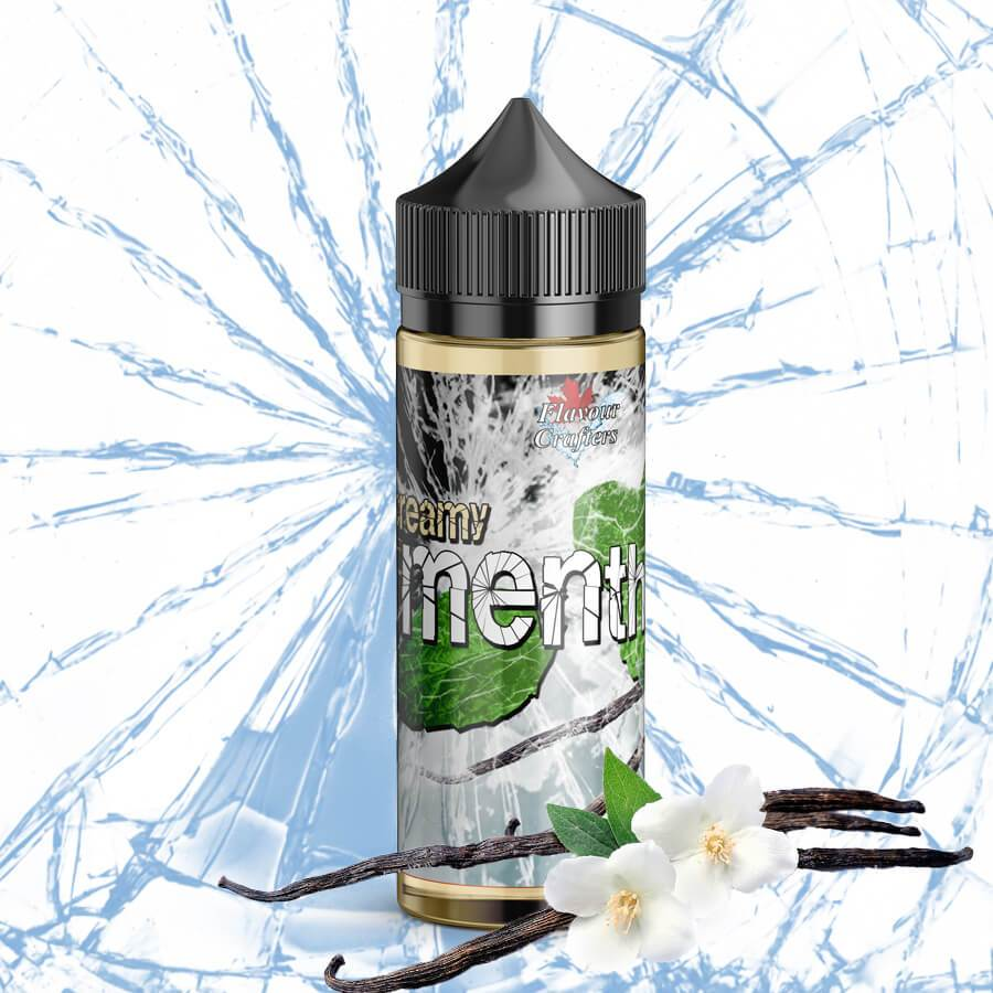 Creamy Menthol