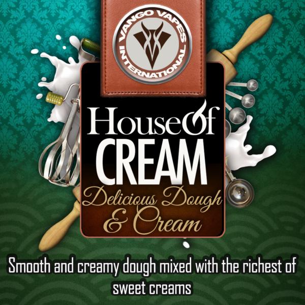Delicious Dough _ Cream (30ml) 18mg