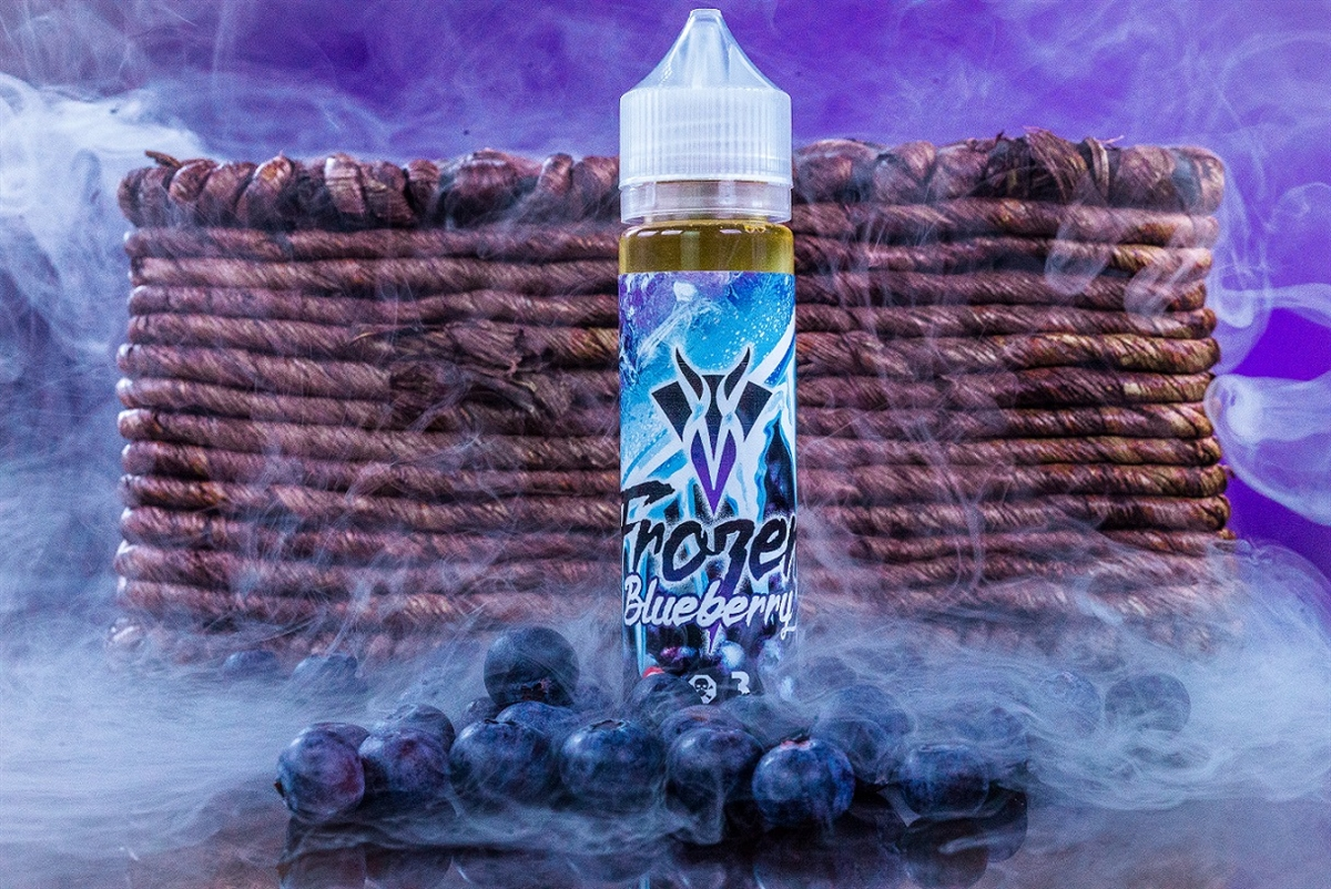 Frozen Blueberry 60ml 3mg