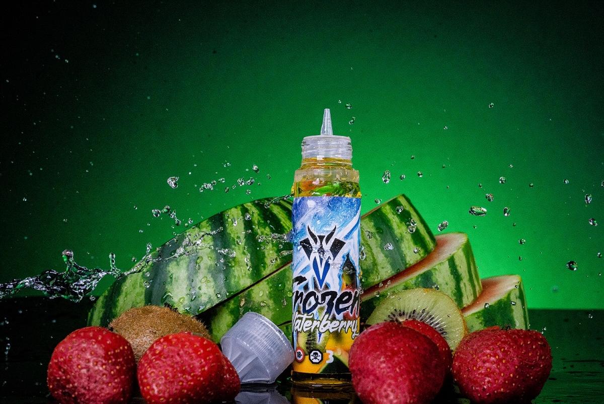 Frozen Waterberry 60ml 3mg