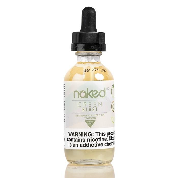 Green Blast by Naked100 (60ml) 0mg