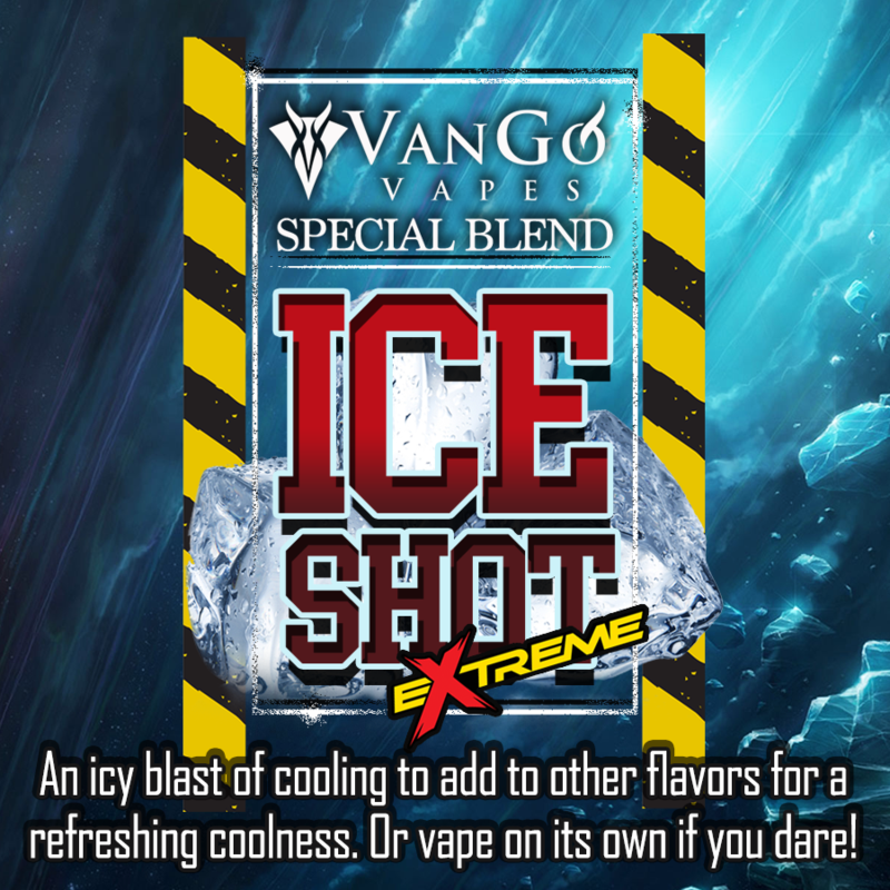 Ice Shot 60ml 3mg