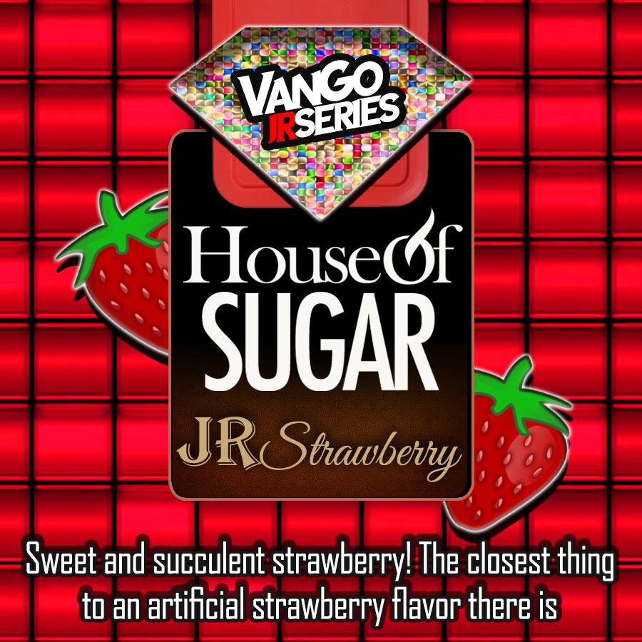 JR Strawberry – Vango Vapes