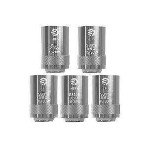Joyetech Cubis-AIO Atomizer Head 5-PK SS316 0.25ohm