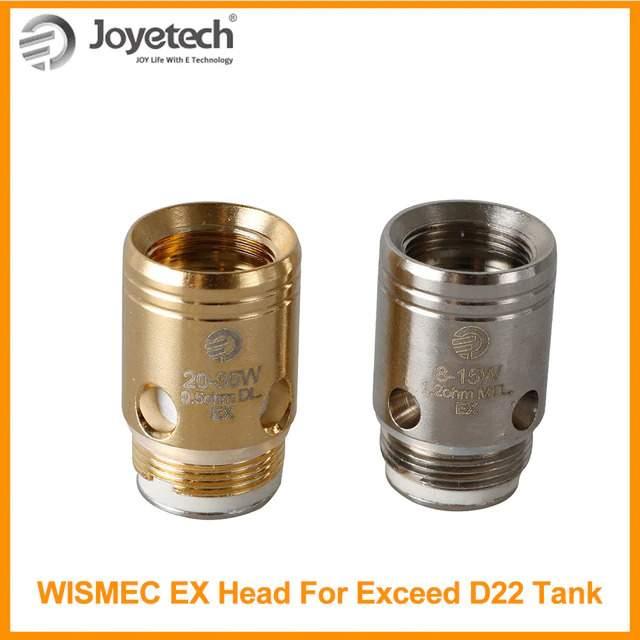 Joyetech EX 0.5ohm Coils 10-PK fits Exceed D22