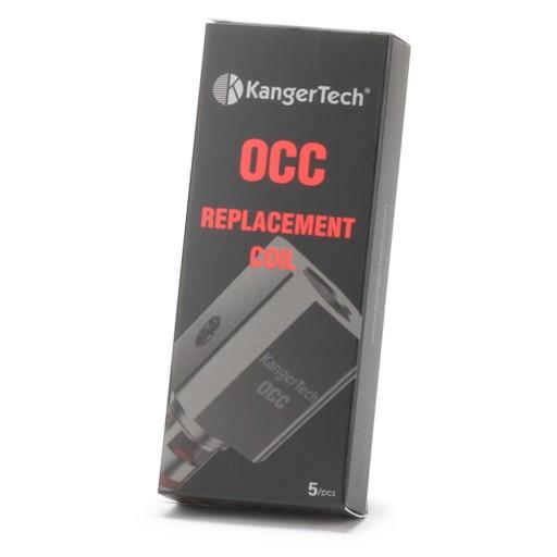 Kangertech Subtank OCC Coils 1.5ohm 5-PK