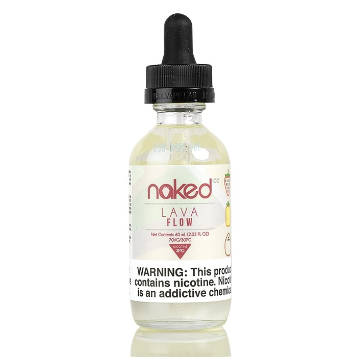 Lava Flow by Naked100 (60ml) 0mg
