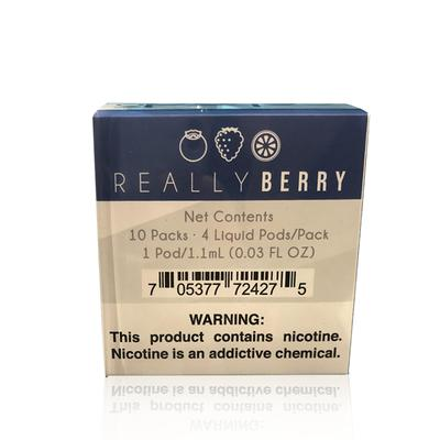 Naked100 Really Berry Pods (4 Pack)