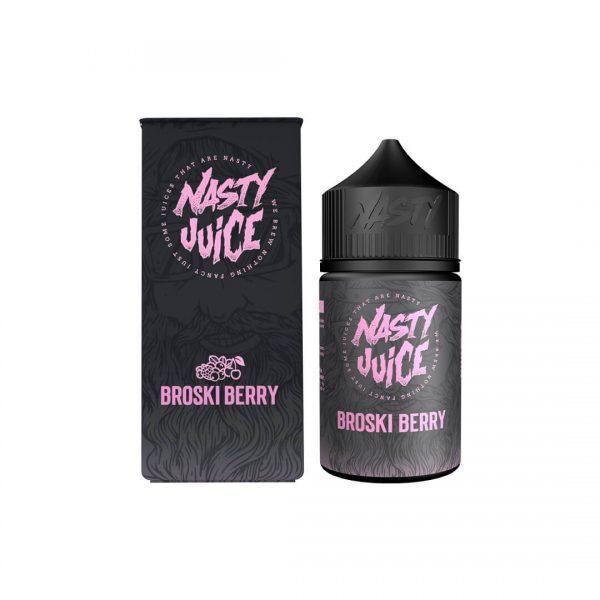 Nasty Juice – Broski Berry (60mL) 0mg
