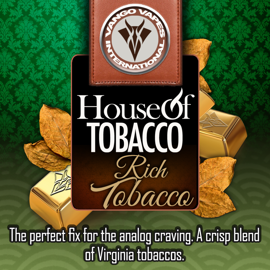 Rich_Tobacco – Vango Vapes
