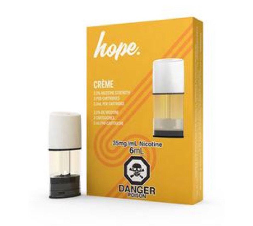 STLTH Pod Pack Hope Creme (3 PACK) 35mg