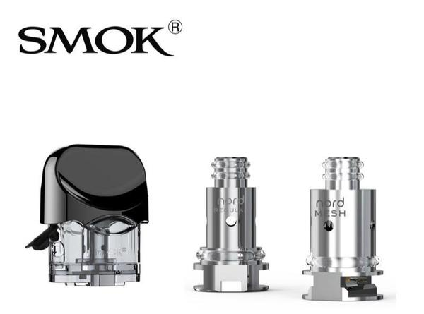 Smok Nord Replacement Coils 5-PK 0.6ohms