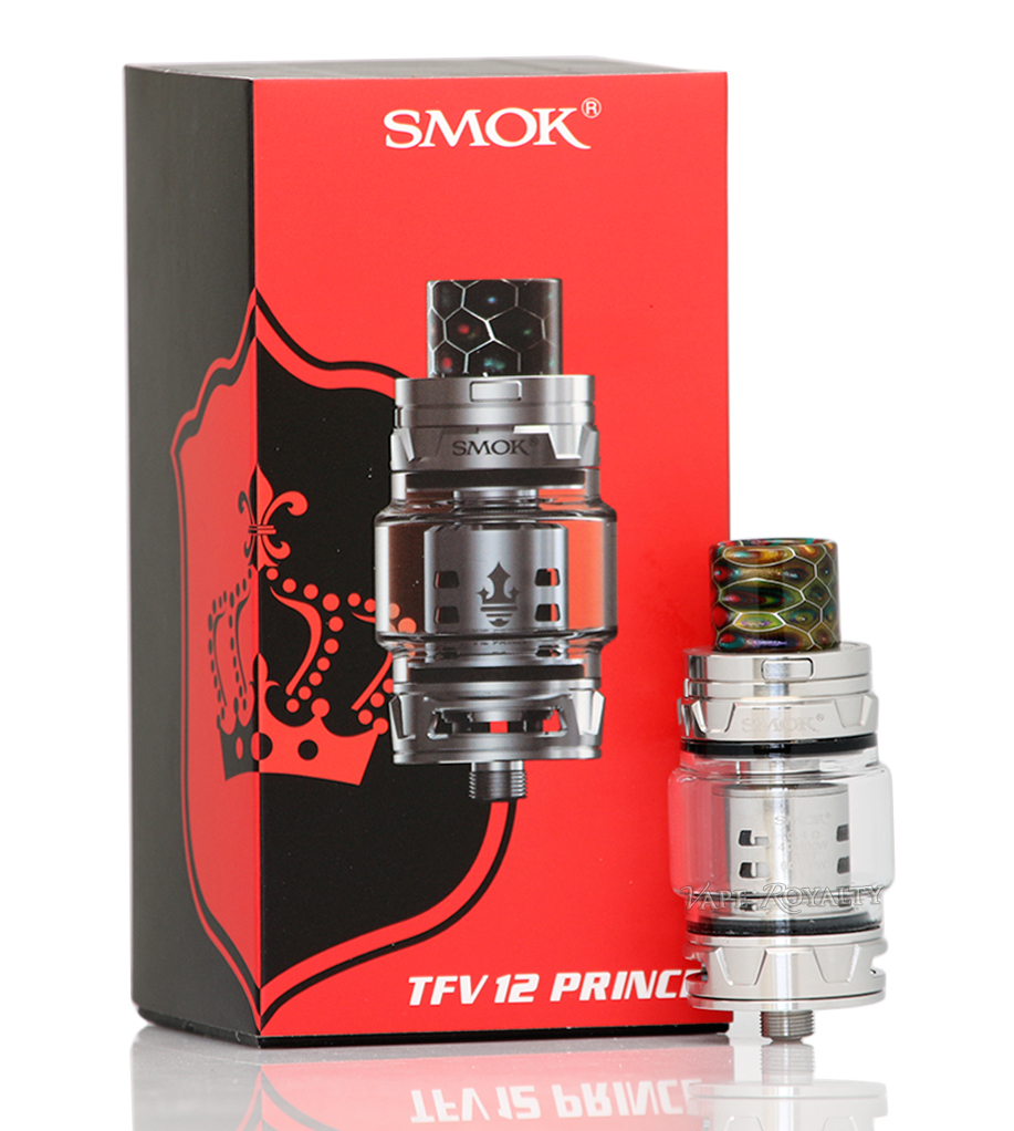 Smok TFV12 _Prince_ Tank Stainless Steel