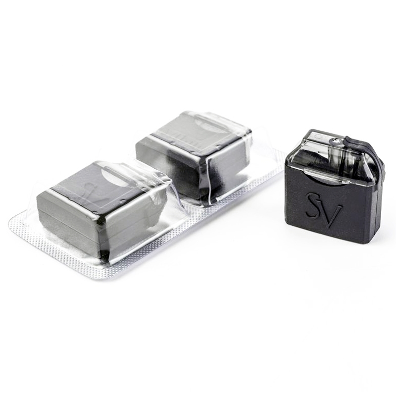 Smoking Vapor Mi-Pod 2.0ml Replacement Pods 2-PK