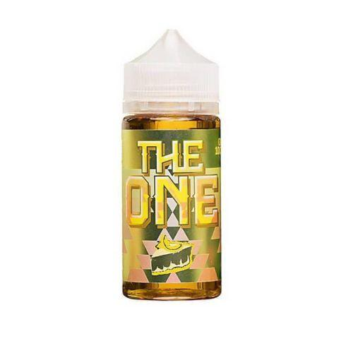 The One – Lemon (100ml) 3mg