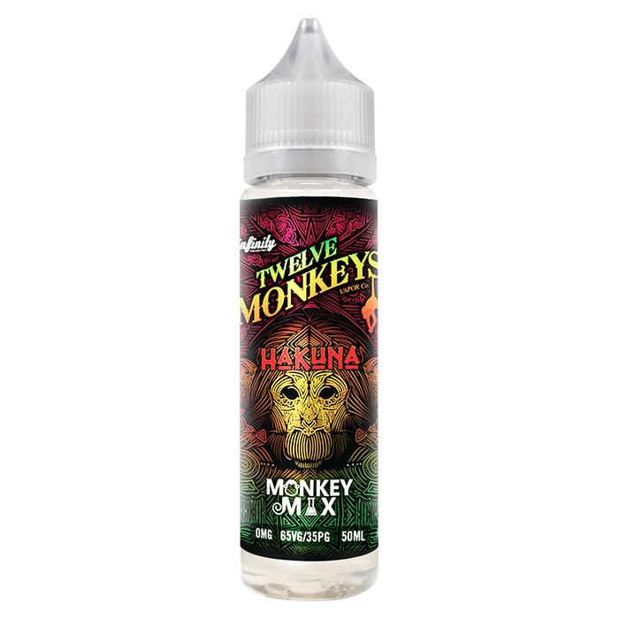 Twelve Monkeys- Hakuna (60ml) 0mg