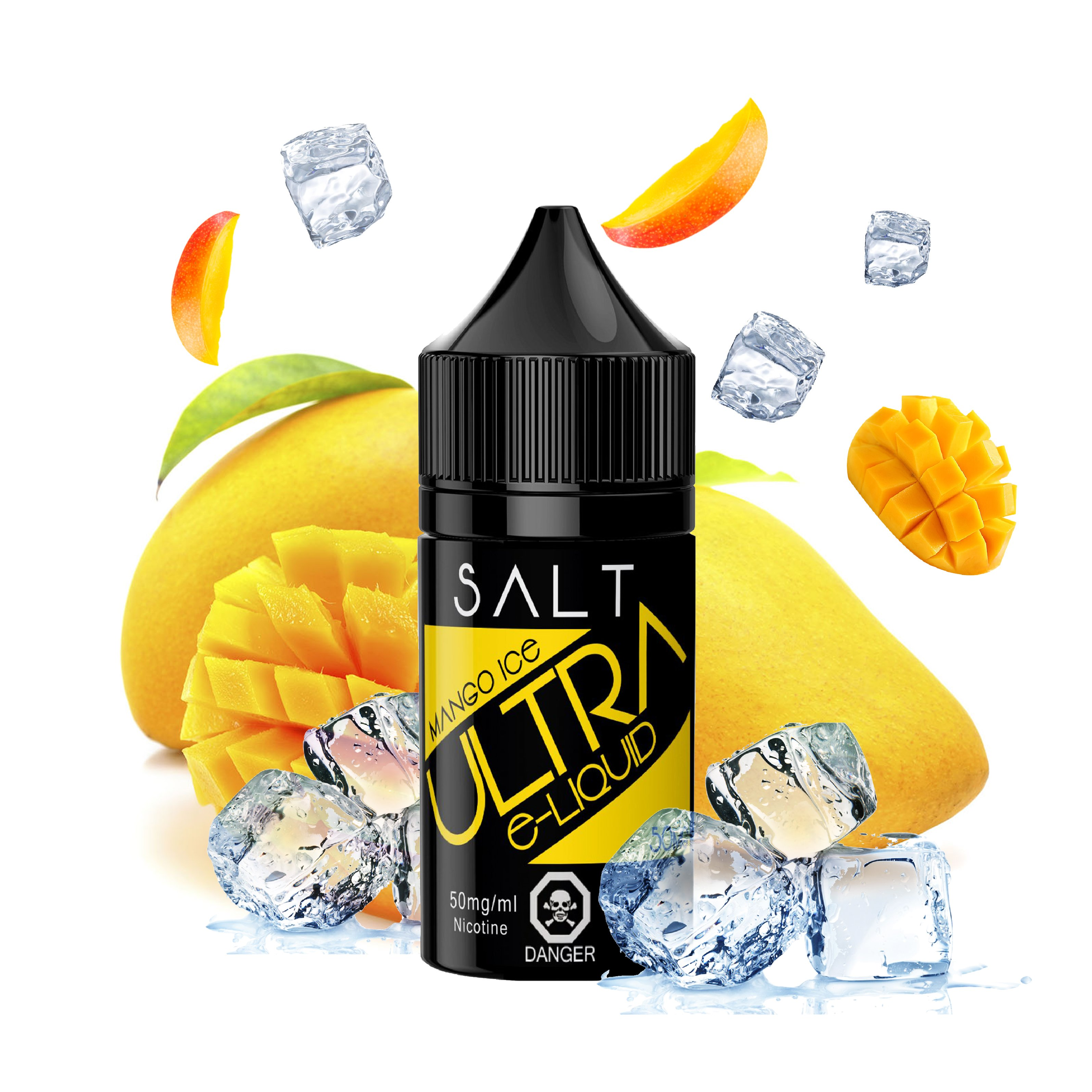 Ultra Salt Mango Ice (30ml) 20mg