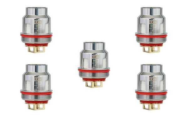 Voopoo UFORCE Replacement Coils 5-PK U2 0.4ohm